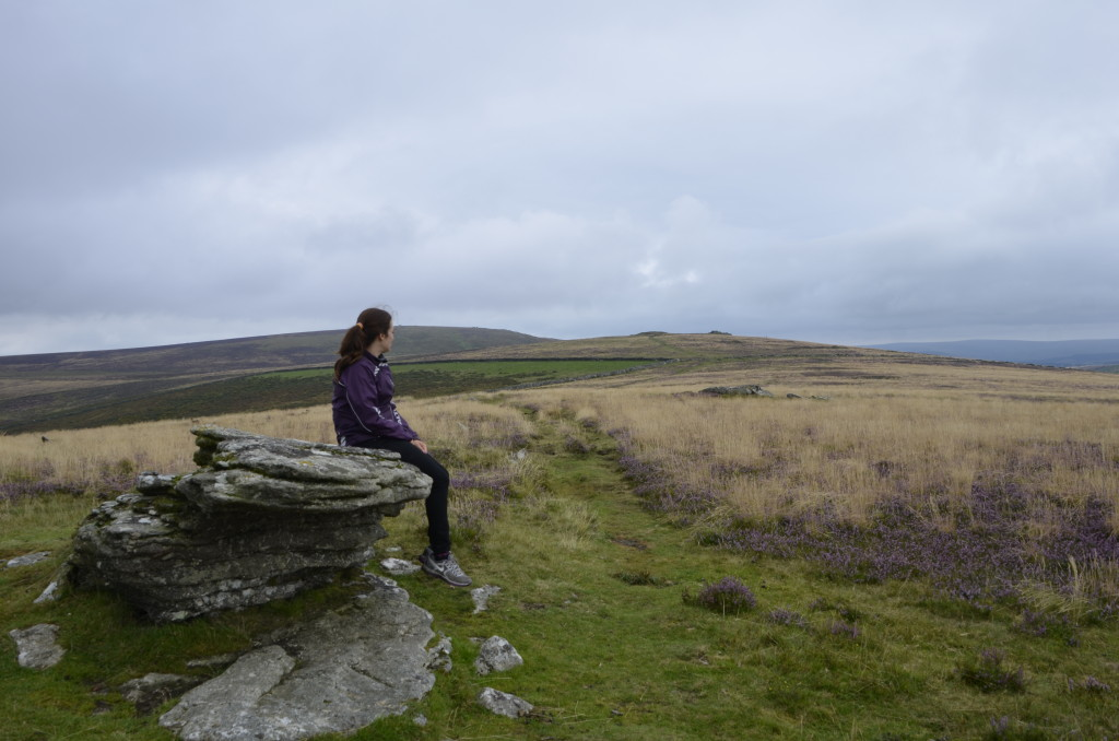 Dartmoor hiking